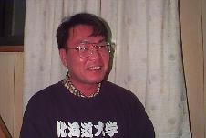 徳島海南天文台メンバー(松浦秀夫)